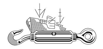De Spanschroef Logo